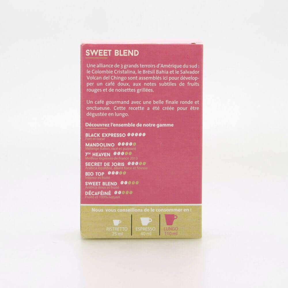sweet blend capsules cafes cafes pfaff2017 3