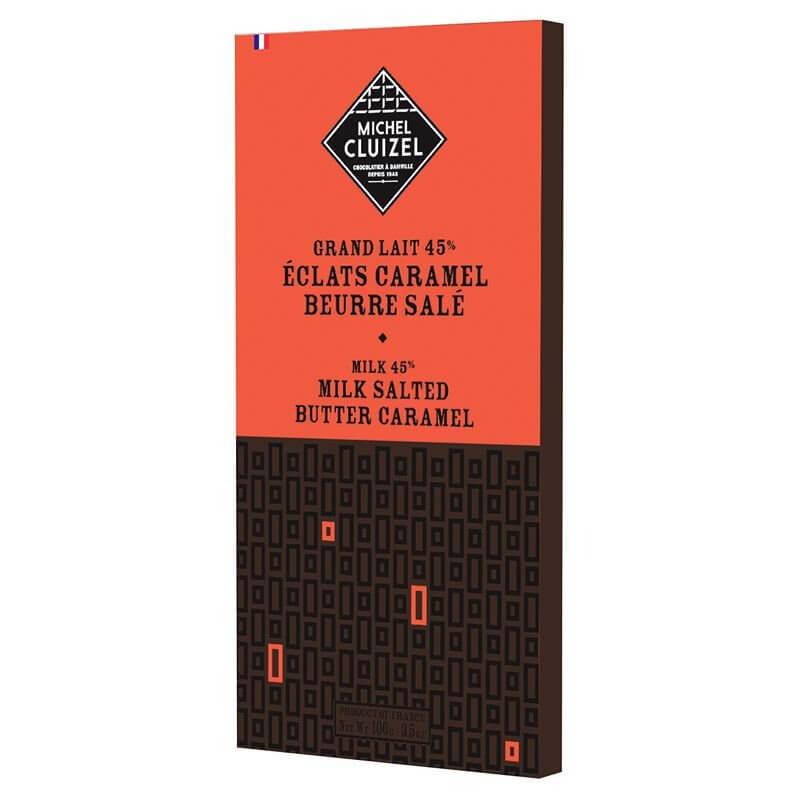 tablette gourmande caramel et chocolat au lait p image 28908 grande