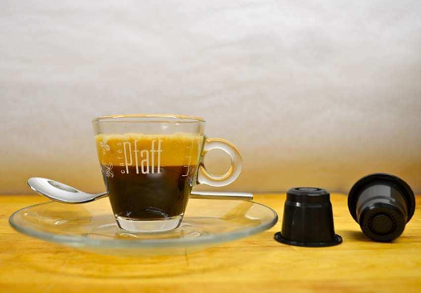tasse cafe pfaff   capsule