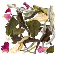 Thé blanc parfumé Bali