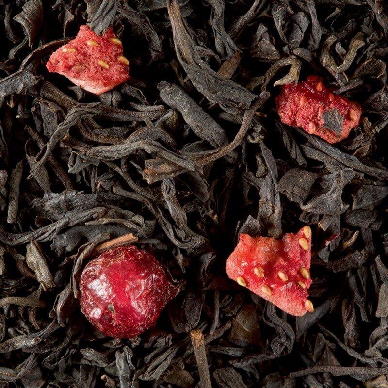 the noir quatre fruits rouges