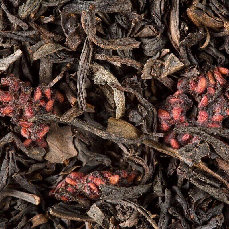 Thé Noir - Rouge Délice + 25gr OFFERT