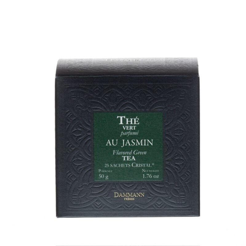 the vert au jasmin 25 sachets cristal4 dammann