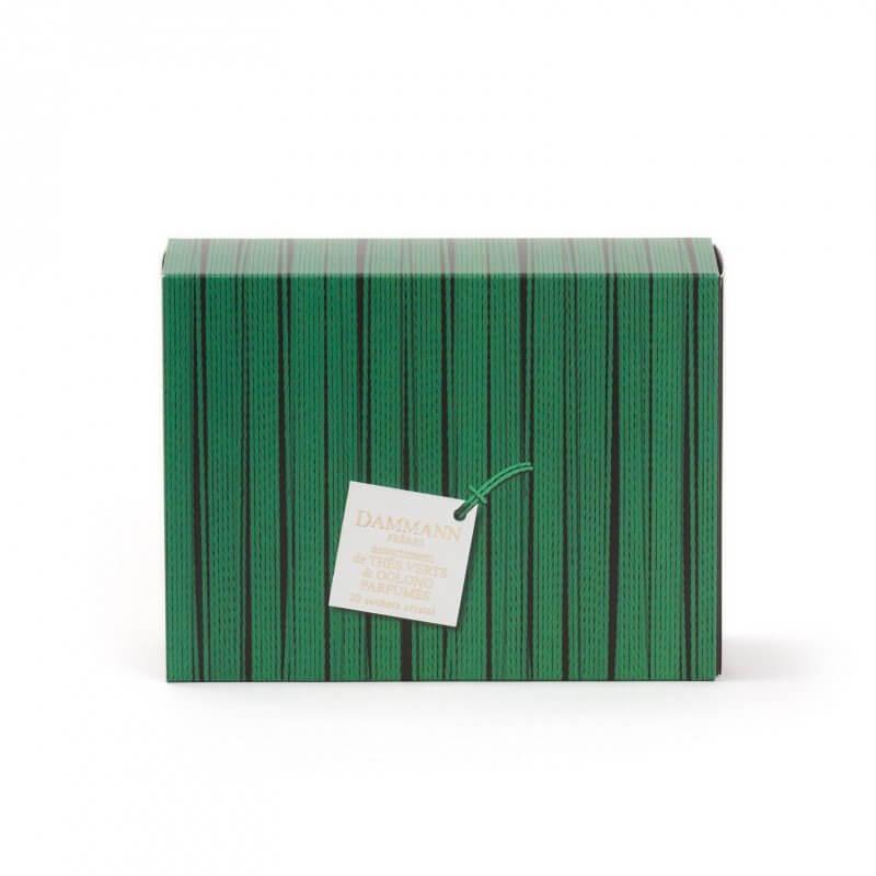 thes verts parfumes coffret 20 sachets assortis1