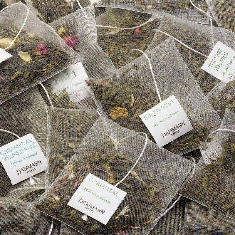 thes verts parfumes coffret 20 sachets assortis4