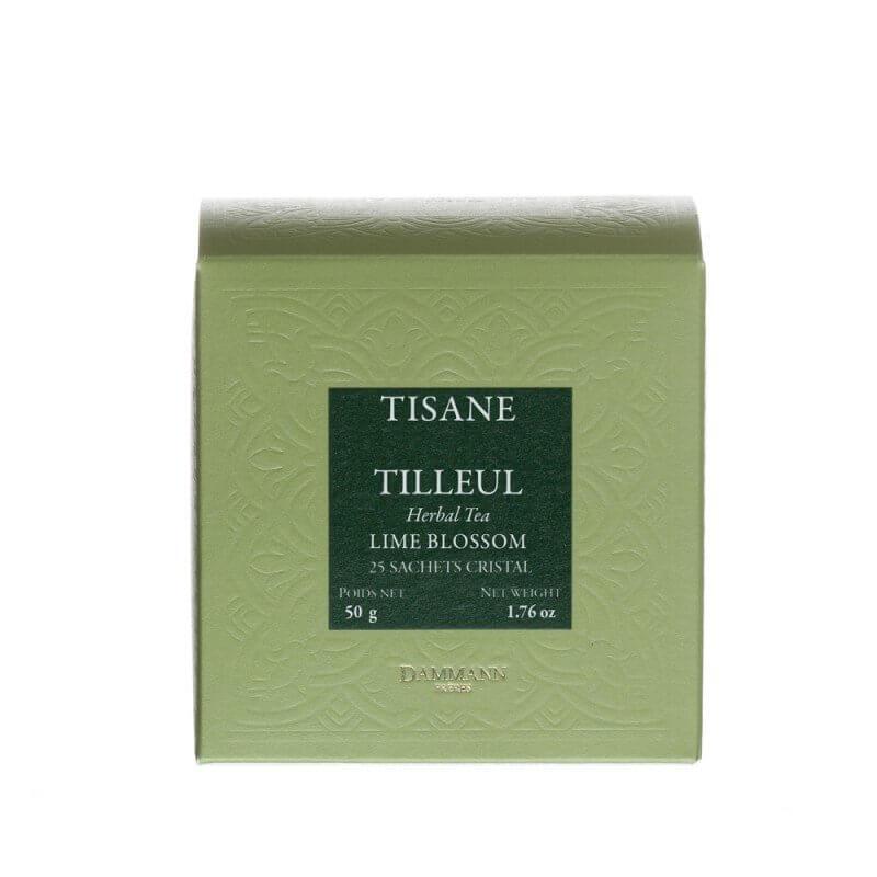 Tilleul Lime Blossom  - boite de 25 sachets