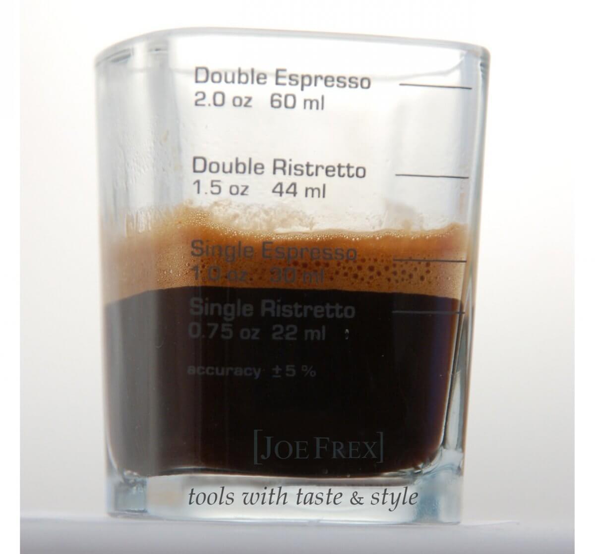 verre doseur expresso joefrex  1