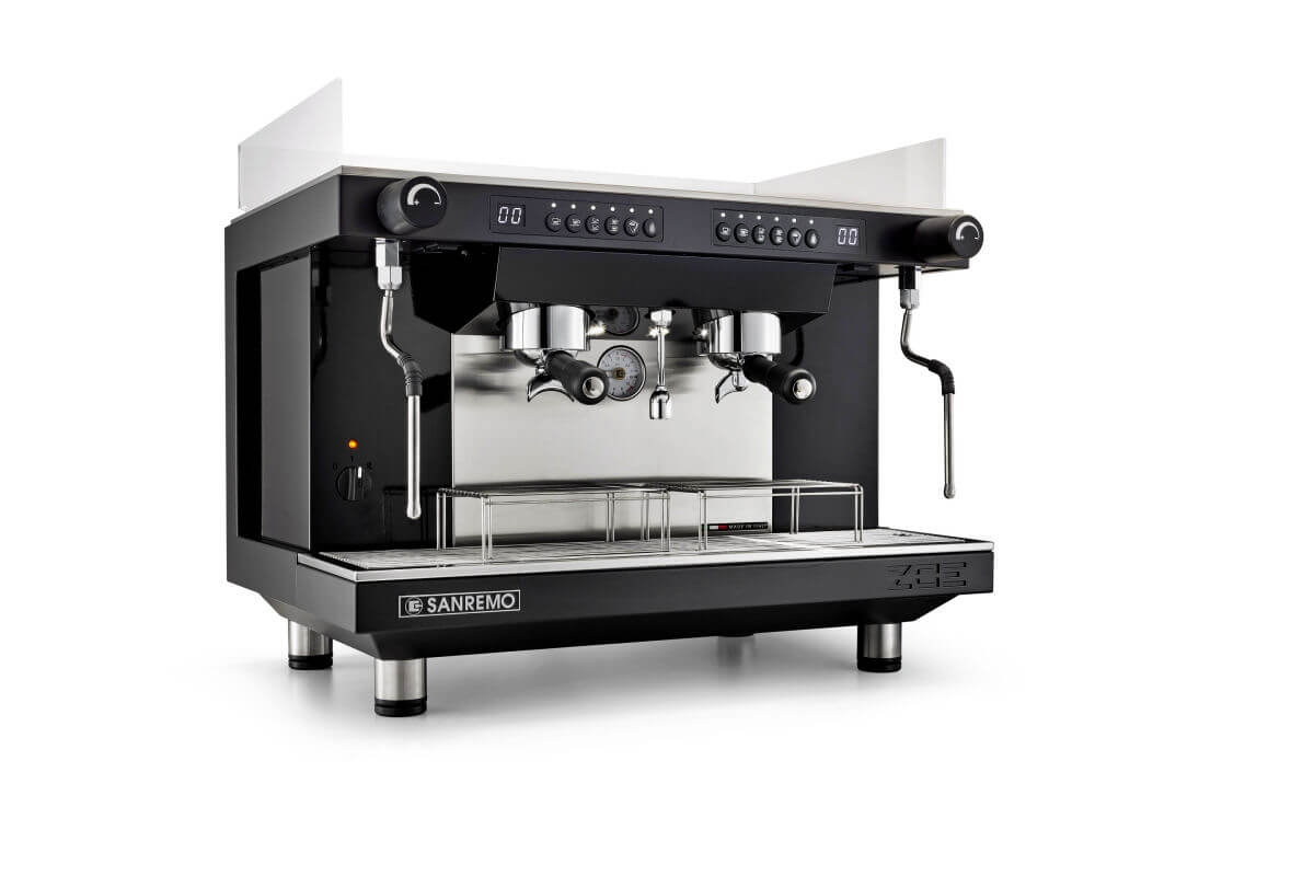 zoe tall competition 2gr sanremo machine expresso