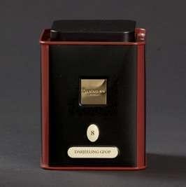 Darjeeling G.F.O.P. n8, Boite métal 100gr