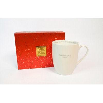 Coffret les 5 thés parfumés de Noël avec un Mug OFFERT