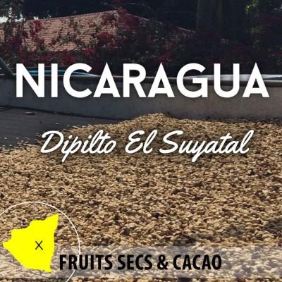 Café Nicaragua - Dipilto - El Suyatal - Caturra - Café moulu