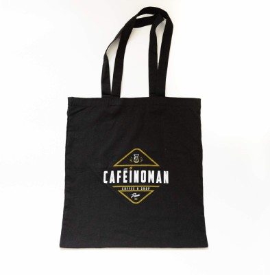 Tote bag - Cafeinoman by Cafés Pfaff