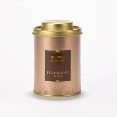 Rooibos de Noël Dammann Frères - Boite métal 100g
