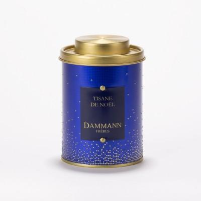 Tisane de Noël Dammann Frères - Boite métal 80g