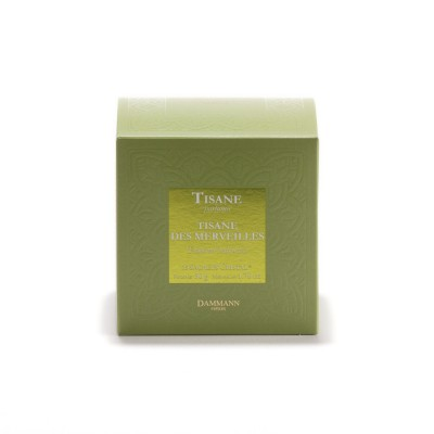 Tisane des Merveilles - boite de 25 sachets