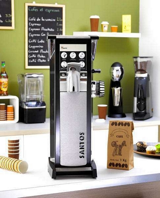 SANTOS - Moulin à café N°63
