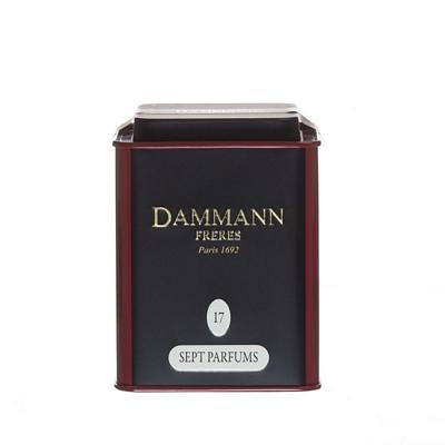 Thé noir 7 Parfums Boite métal 100gr N°17