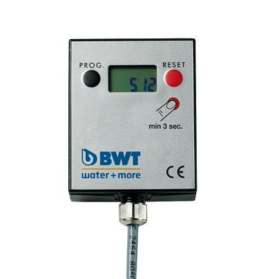 Débitmètre avec afficheur LCD - Water & More