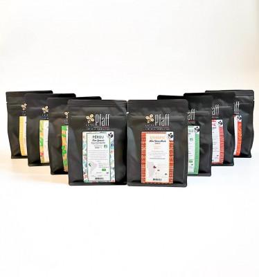 Assortiment café: 8 Cafés du terroir