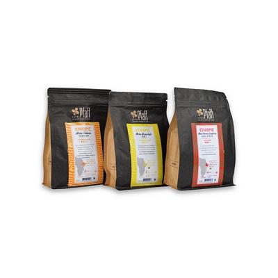 Assortiment café moulu: Découvertes d'Ethiopie