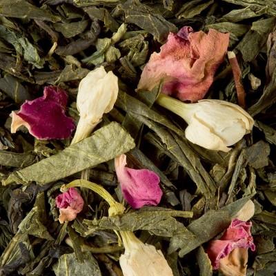 Thé vert parfumé Bali