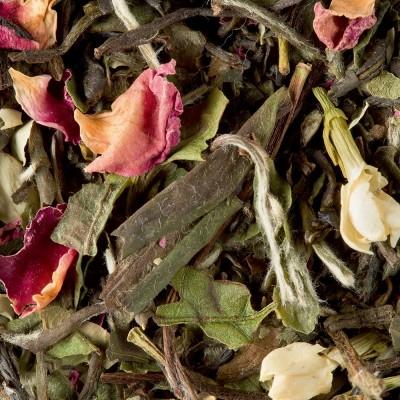 Thé blanc parfumé Bali (50gr)