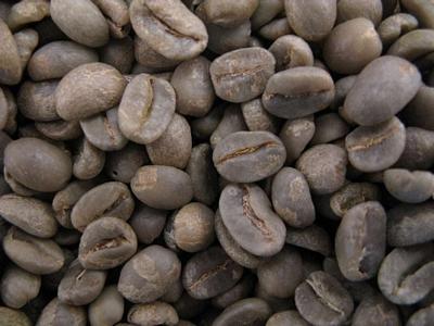 Café vert de COLOMBIE SUPREMO (non torréfié) - 1 KG