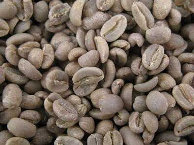 Café vert d'Éthiopie Moka sidamo grade 2 - 1KG