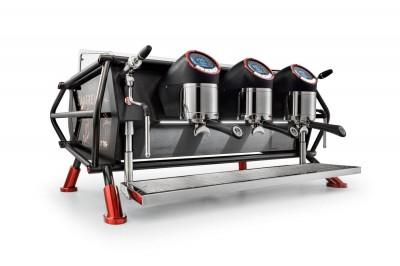 Café Racer Sanremo Machine Expresso Professionnelle