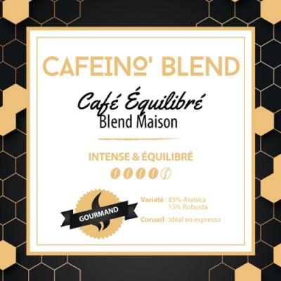 Café en grain BLEND MAISON - Caféino' Blend