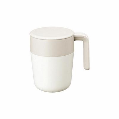 CafePress mug double paroi piston café-thé