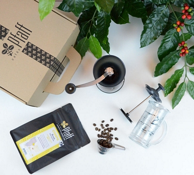 Coffret Café Piston