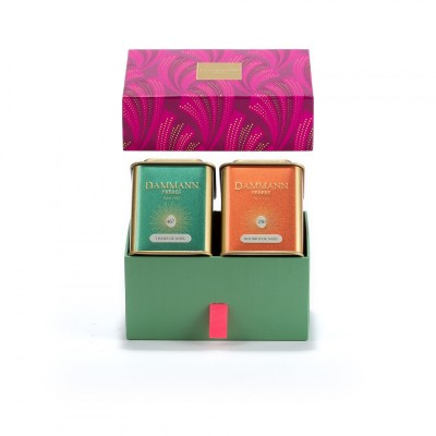 "COFFRET ""WHITE CHRISTMAS"" - coffret 2 infusions assorties"