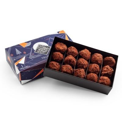 Coffret royaume lunaire truffes n°15 - Chocolatier Cluizel
