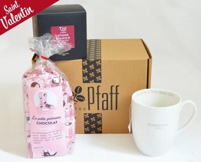 Coffret St Valentin : Un amour de thé