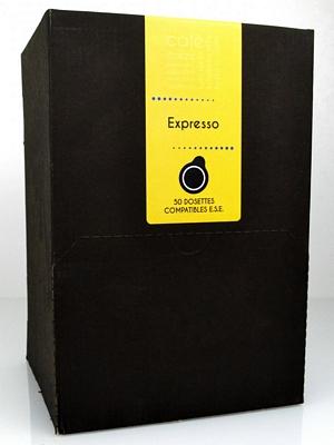 CAFÉ - DOSETTES ESE - SPECIAL EXPRESSO  (X50)