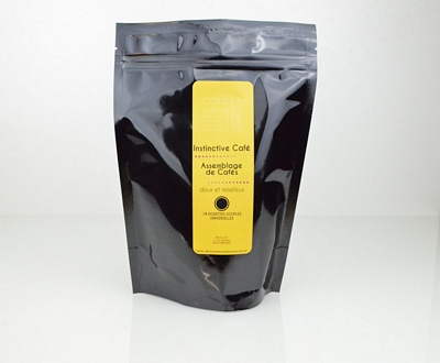 Café - Dosettes souples (Senseo®*) - Doux et Moelleux