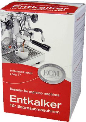 ECM Détartrant - 10 sachets