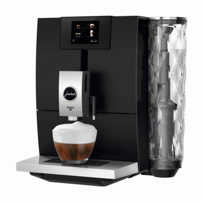 Jura ENA 8 Full Metropolitan Black Touch Screen Garantie Zen 3ans