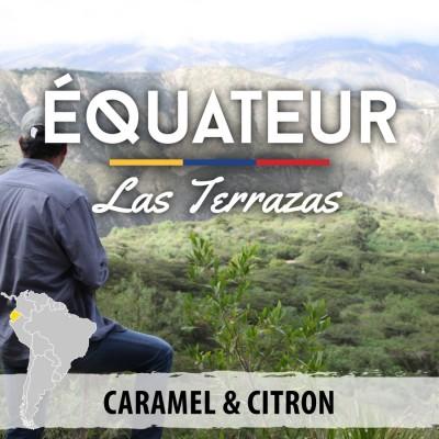 Café en grain Equateur - Las Tolas Pichincha