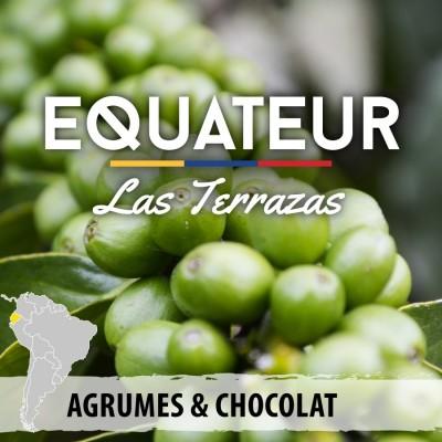 Café Equateur - Las Terrazas - Quito - café moulu