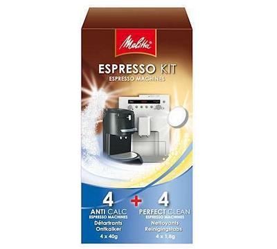 Entretien Melitta - Espresso kit détartrant / nettoyant Espresso machines