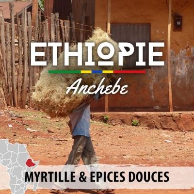 Café en grain ETHIOPIE - Moka Kochere - Anchebe