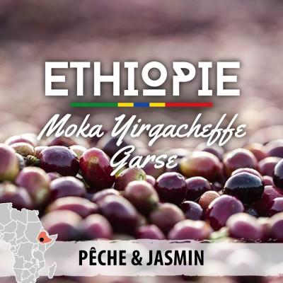 Café en grain Éthiopie - Moka Yirgacheffe Garse