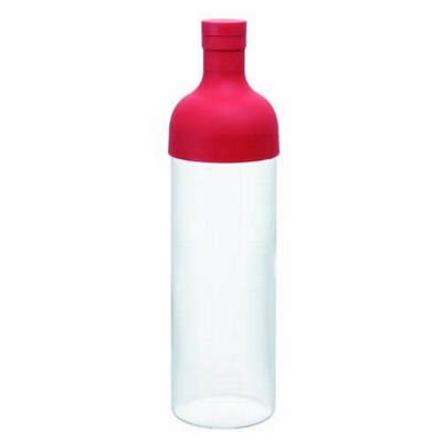 Bouteille d'infusion thé à froid - Rouge - Hario