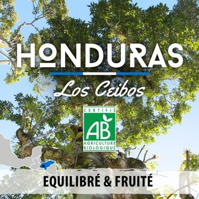 Café en grain BIO Honduras - Los Ceibos - Montecillos