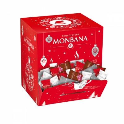 Hotte de Noël Monbana- Transformez chaque bouchée en petit bonheur festif