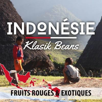 Café grain Indonésie: Klasik Beans - Ile de Java