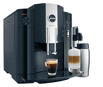 Jura C9 One Touch Cappuccino - modèle d'occasion