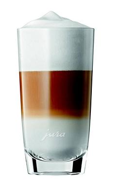 Verres à latte macchiato Jura 13.5cm - lot de 2